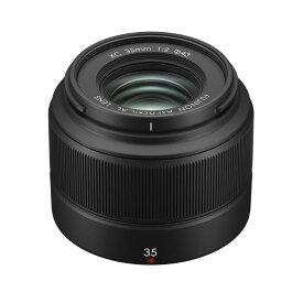 《新品》 FUJIFILM(フジフイルム)フジノン XC35mm F2 [ Lens   交換レンズ ]【KK9N0D18P】