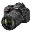 《新品》Nikon (ニコン) D5600 18-140 VR レンズキット【¥5,000-キャッシュバック対象/交換レンズと同時購入でさらに増額】[ デジタル...