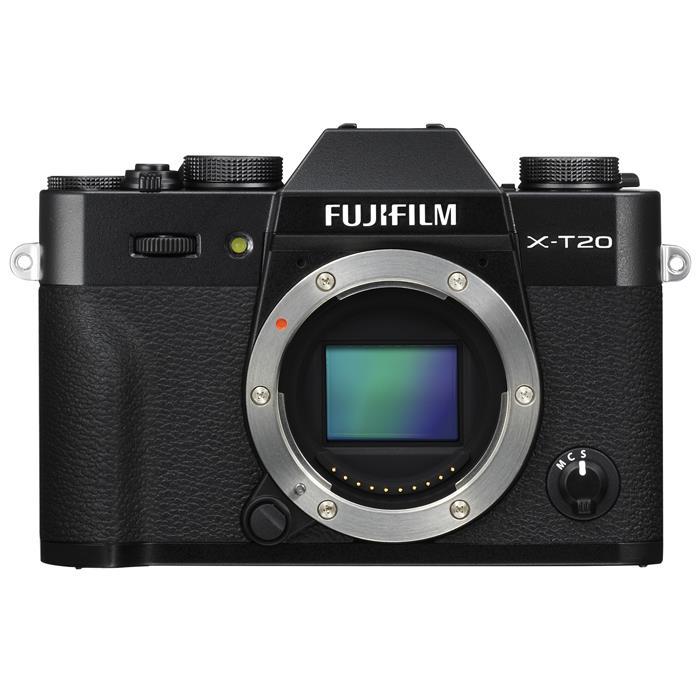 《新品》 FUJIFILM(フジフイルム) X-T20 ボディ ブラック[ ミラーレス一眼カメラ | デジタル一眼カメラ | デジタルカメラ ]【KK9N0D18P】