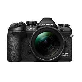 《新品》 OLYMPUS (オリンパス) OM-D E-M1 Mark III 12-40mm F2.8 PRO レンズキット【下取交換なら¥10,000-引き】[ ミラーレス一眼カメラ] 【KK9N0D18P】