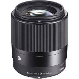【あす楽】《新品》 SIGMA (シグマ) C 30mm F1.4 DC DN(ソニーE用) [ Lens | 交換レンズ ]【KK9N0D18P】