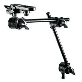 《新品アクセサリー》 Manfrotto(マンフロット) シングルアーティキュレーテッドアーム2段 カメラブラケット 196B-2【KK9N0D18P】〔メーカー取寄品〕