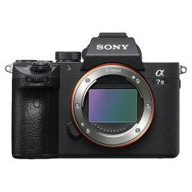 《新品》SONY (ソニー) α7III ボディ ILCE-7M3【¥20,000-キャッシュバック対象】[ ミラーレス一眼カメラ | デジタル一眼カメラ | デジタルカメラ ] 【KK9N0D18P】