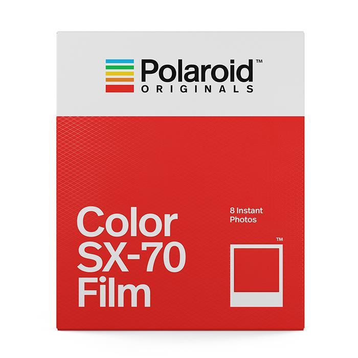 《新品アクセサリー》 Polaroid Originals(ポラロイド オリジナルズ) インスタントフィルム Color Film for SX-70【KK9N0D18P】