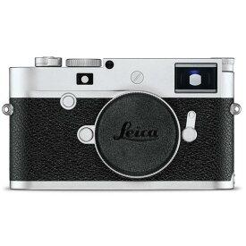 《新品》 Leica (ライカ) M10-P シルバークローム[ デジタル一眼カメラ   デジタルカメラ ]【KK9N0D18P】