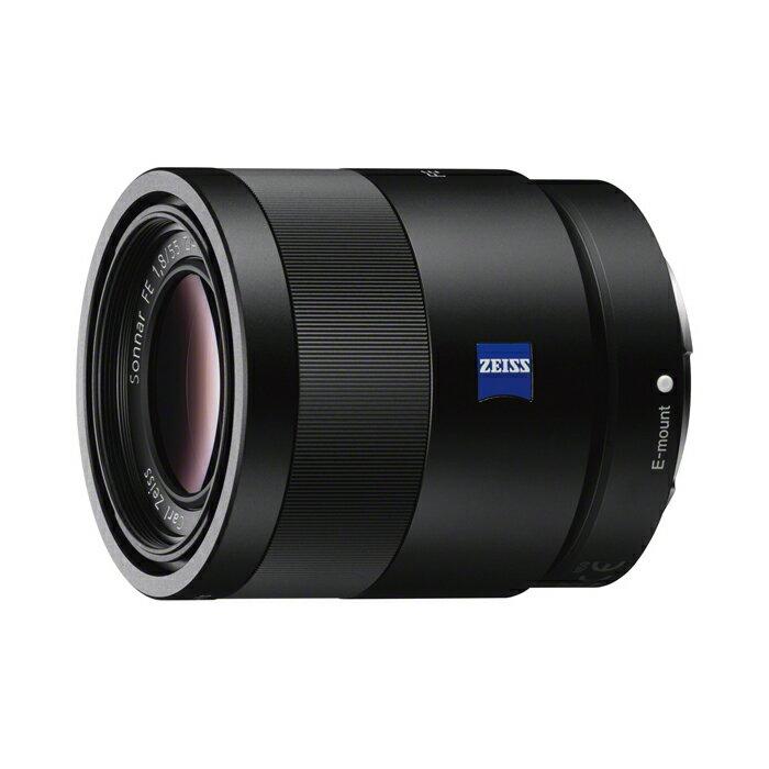 《新品》 SONY(ソニー) Sonnar T* FE 55mm F1.8 ZA SEL55F18Z [ Lens | 交換レンズ ]【KK9N0D18P】