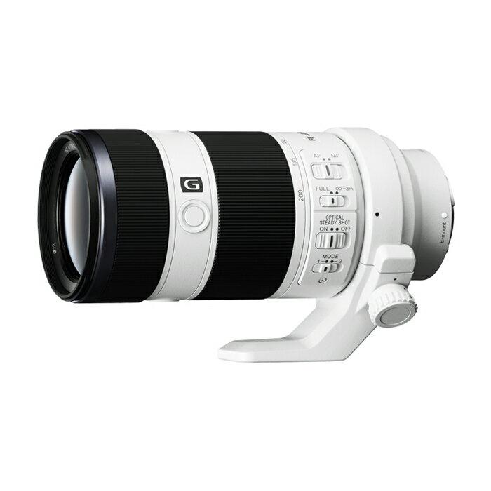 《新品》 SONY(ソニー) FE 70-200mm F4 G OSS SEL70200G【¥10,000-キャッシュバック対象】[ Lens | 交換レンズ ]【KK9N0D18P】