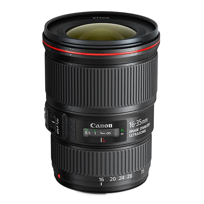 《新品》 Canon(キヤノン) EF16-35mm F4L IS USM[ Lens   交換レンズ ]【KK9N0D18P】