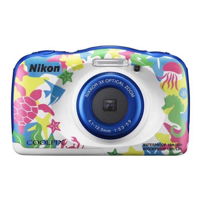 《新品》 Nikon(ニコン) COOLPIX W100 マリン 〔納期未定・予約商品〕[ コンパクトデジタルカメラ ] 【KK9N0D18P】※お一人様1点限り