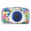 《新品》Nikon(ニコン)COOLPIXW100マリン発売予定日:2016年10月下旬[コンパクトデジタルカメラ]
