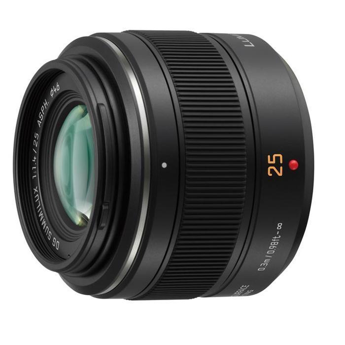 《新品》 Panasonic(パナソニック) LEICA DG SUMMILUX 25mm F1.4 ASPH. (マイクロフォーサーズ)[ Lens | 交換レンズ ] 【KK9N0D18P】