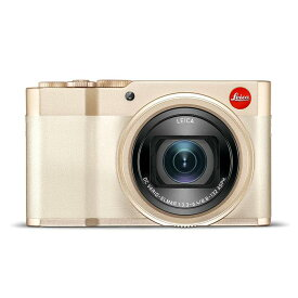 《新品》Leica (ライカ) C-LUX ライトゴールド[ コンパクトデジタルカメラ ]【KK9N0D18P】