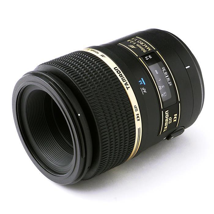 《新品》 TAMRON(タムロン) SP 90mm F2.8 Di Macro 1:1(キヤノン用)[ Lens | 交換レンズ ]【KK9N0D18P】