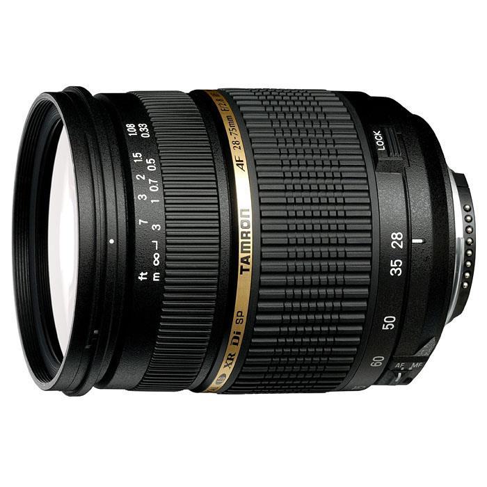 《新品》 TAMRON(タムロン) SP 28-75mm F2.8 XR Di LD ASPH [IF] Macro(ニコン用)[ Lens | 交換レンズ ]【KK9N0D18P】