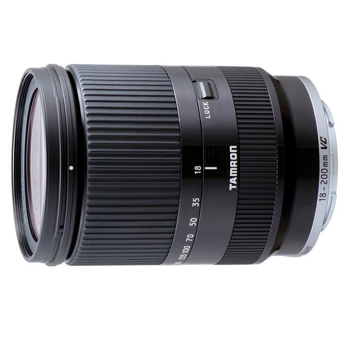 《新品》 TAMRON(タムロン) 18-200mm F3.5-6.3 DiIII VC (ソニーNEX用) ブラック[ Lens | 交換レンズ ]【KK9N0D18P】