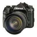 《新品》 PENTAX K-1 + HD D FA 24-70mm F2.8 ED SDM WR セット 〔マップカメラオリジナルセット〕【GRAMAS Extra Gla…