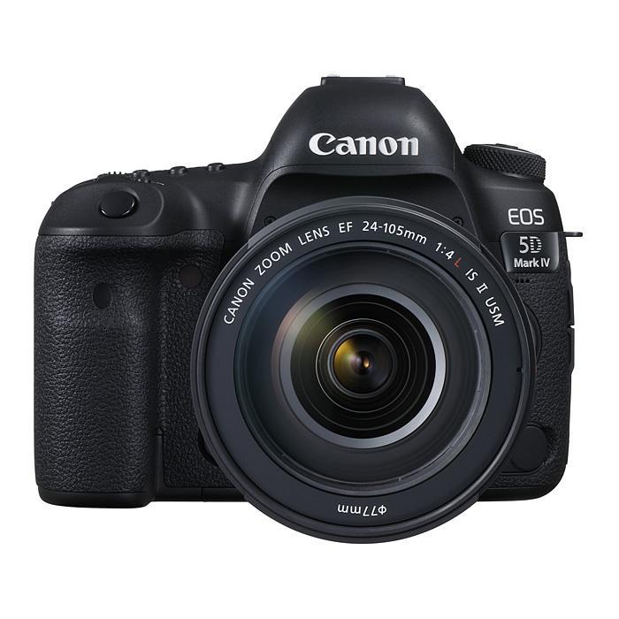 《新品》 Canon(キヤノン) EOS 5D Mark IV EF24-105L IS II USM レンズキット【下取交換なら¥10,000-引き】[ デジタル一眼レフカメラ | デジタル一眼カメラ | デジタルカメラ ]【KK9N0D18P】