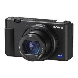《新品》 SONY (ソニー) VLOGCAM ZV-1 [ コンパクトデジタルカメラ ]【KK9N0D18P】【Let's Vlogキャンペーン対象】