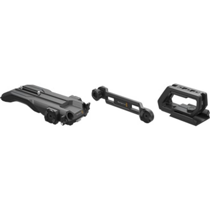 《新品アクセサリー》 BlackmagicDesign(ブラックマジックデザイン) Blackmagic URSA Mini Shoulder Kit 【KK9N0D18P】〔メーカー取寄品〕