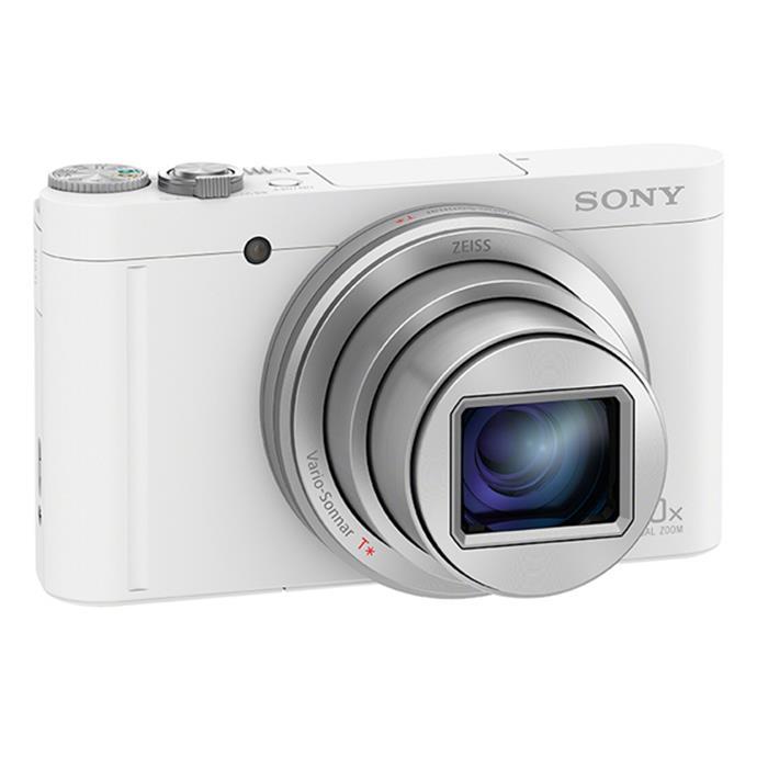 《新品》 SONY(ソニー) Cyber-shot DSC-WX500 ホワイト[ コンパクトデジタルカメラ ]【KK9N0D18P】