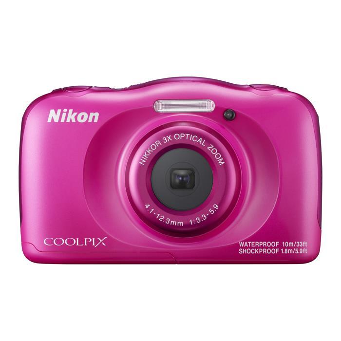 【あす楽】《新品》 Nikon(ニコン) COOLPIX W100 ピンク [ コンパクトデジタルカメラ ] 【KK9N0D18P】※お一人様1点限り