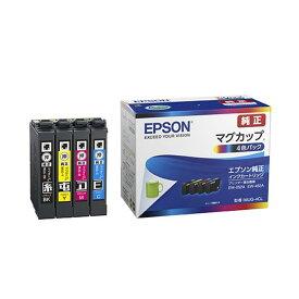 《新品アクセサリー》 EPSON (エプソン) インクカートリッジ マグカップ 4色パック MUG-4CL【KK9N0D18P】
