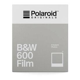 《新品アクセサリー》 Polaroid Originals(ポラロイド オリジナルズ) インスタントフィルム B&W Film for 600【KK9N0D18P】