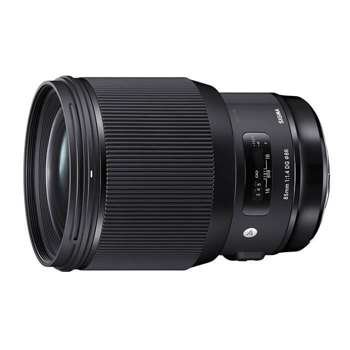《新品》 SIGMA (シグマ) A 85mm F1.4 DG HSM(ニコン用)[ Lens | 交換レンズ ] 【KK9N0D18P】