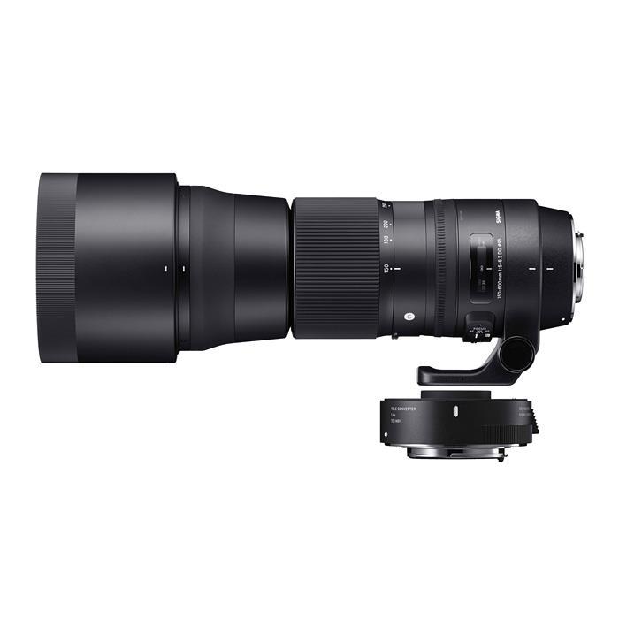 《新品》 SIGMA(シグマ) C 150-600mm F5-6.3 DG 1.4xテレコンバーターキット(ニコン用) [ Lens | 交換レンズ ]【KK9N0D18P】