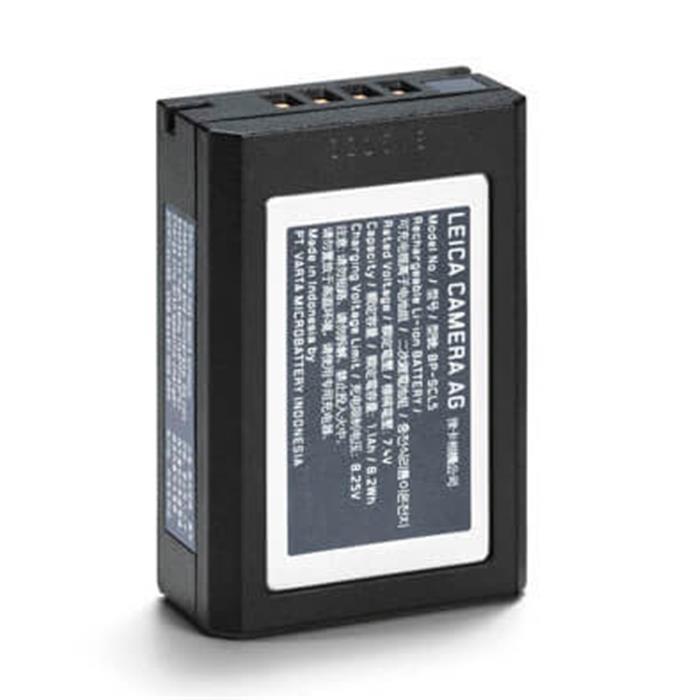 《新品アクセサリー》 Leica (ライカ) リチウムイオンバッテリー BP-SCL5 対応機種: M10 【KK9N0D18P】