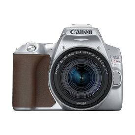 《新品》 Canon(キヤノン) EOS Kiss X10 EF-S18-55 IS STM レンズキット シルバー [ デジタル一眼レフカメラ | デジタル一眼カメラ | デジタルカメラ ] 【KK9N0D18P】