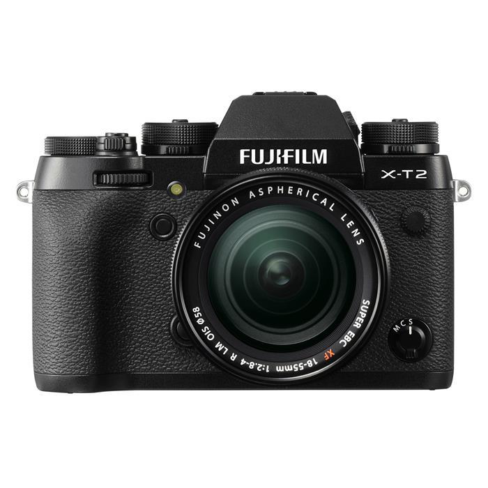 《新品》 FUJIFILM (フジフイルム) X-T2 レンズキット【下取り交換なら¥10,000-引き】[ ミラーレス一眼カメラ | デジタル一眼カメラ | デジタルカメラ ][本気のハイエンドモデル特集]【KK9N0D18P】