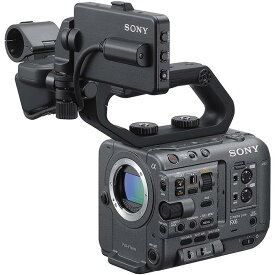 《新品》 SONY (ソニー) FX6 ボディ ILME-FX6V【同時購入キャンペーン対象】 [ ビデオカメラ ]【KK9N0D18P】