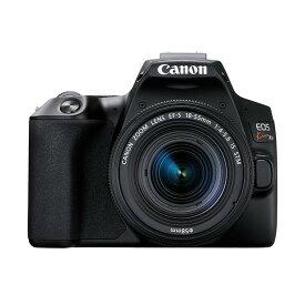 《新品》 Canon(キヤノン) EOS Kiss X10 EF-S18-55 IS STM レンズキット ブラック[ デジタル一眼レフカメラ | デジタル一眼カメラ | デジタルカメラ ] 【KK9N0D18P】