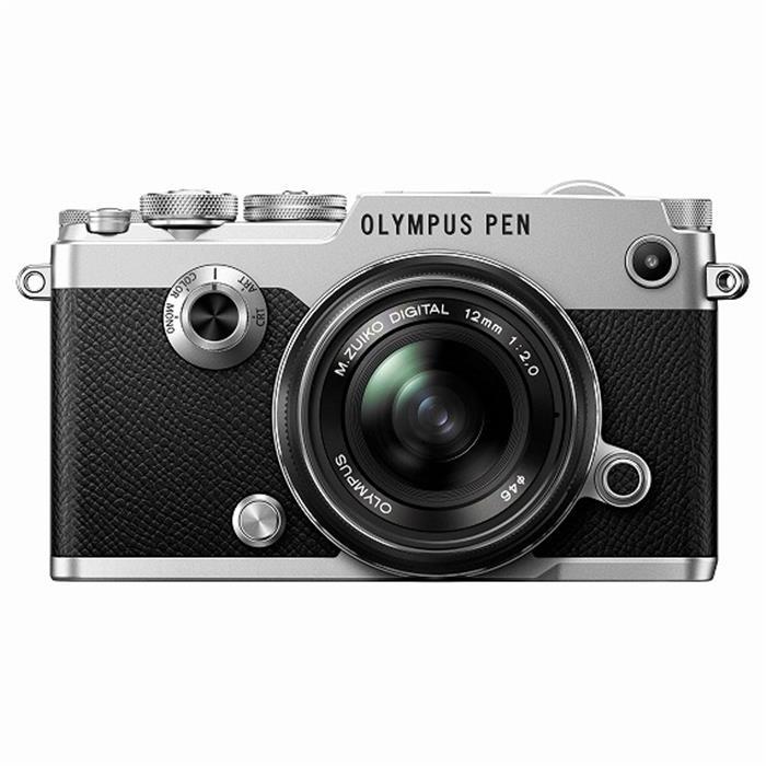 《新品》 OLYMPUS (オリンパス) PEN-F 12mmF2.0レンズキット シルバー[ ミラーレス一眼カメラ | デジタル一眼カメラ | デジタルカメラ ]【KK9N0D18P】