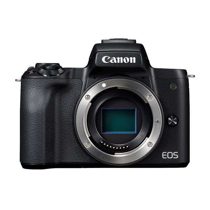 《新品》 Canon (キヤノン) EOS Kiss M ボディ ブラック【¥3,000-キャッシュバック対象】[ ミラーレス一眼カメラ | デジタル一眼カメラ | デジタルカメラ ]【KK9N0D18P】