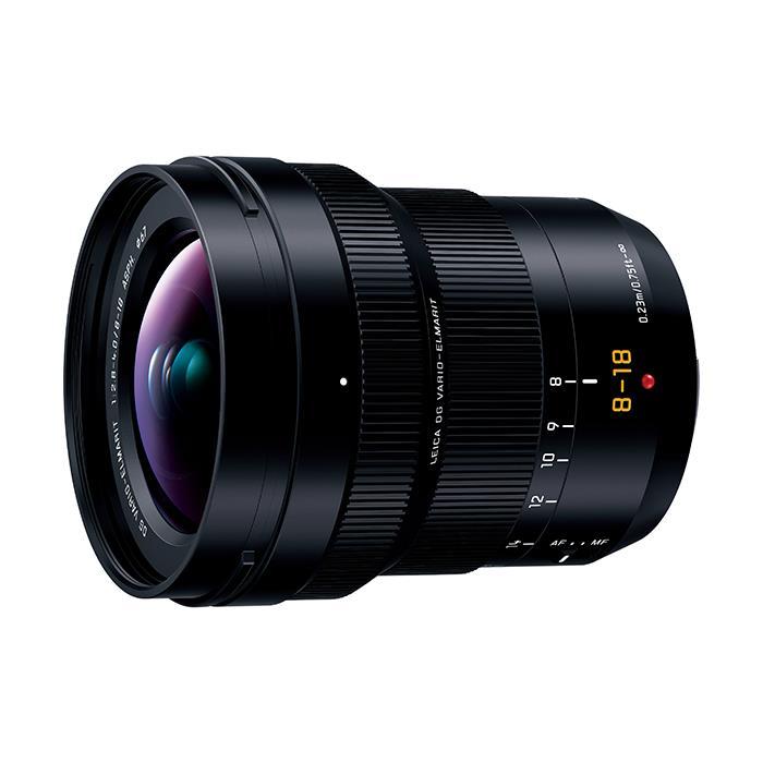 《新品》Panasonic (パナソニック) LEICA DG VARIO-ELMARIT 8-18mm F2.8-4.0 ASPH. H-E08018[ Lens | 交換レンズ ]【KK9N0D18P】