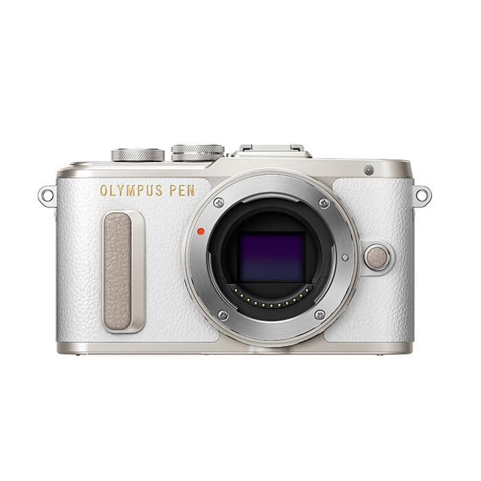 《新品》 OLYMPUS(オリンパス) PEN E-PL8 ボディ ホワイト[ ミラーレス一眼カメラ | デジタル一眼カメラ | デジタルカメラ ]【KK9N0D18P】〔受注生産・予約商品〕