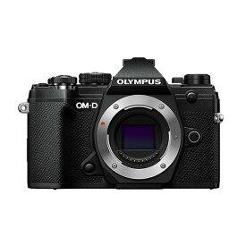 《新品》 OLYMPUS (オリンパス) OM-D E-M5 Mark III ボディ ブラック [ ミラーレス一眼カメラ | デジタル一眼カメラ | デジタルカメラ ]【KK9N0D18P】発売予定日 :2019年11月下旬【発売前購入宣言&キャッシュバックキャンペーン対象】
