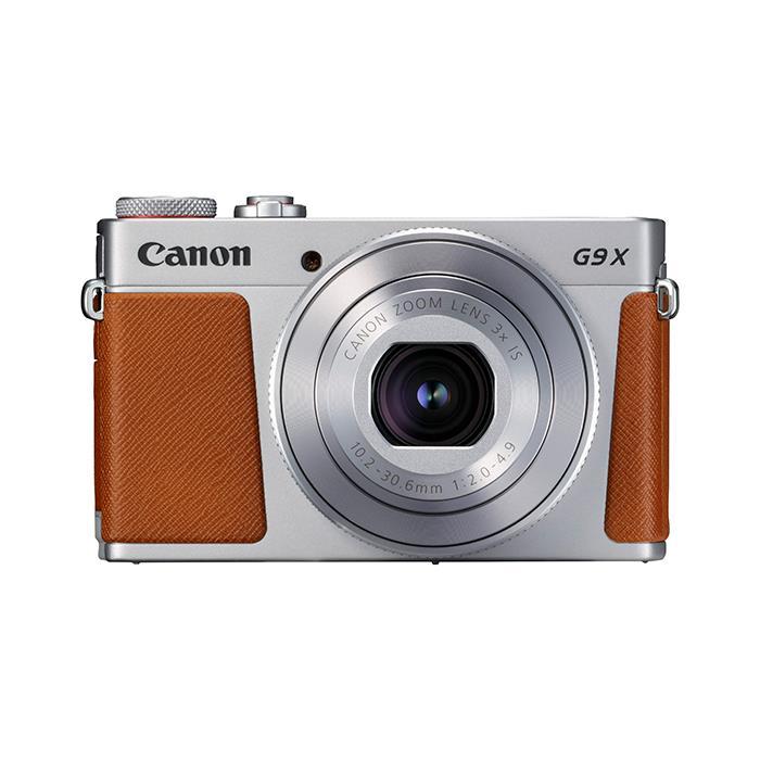 《新品》 Canon (キヤノン) PowerShot G9X Mark II シルバー[ コンパクトデジタルカメラ ] 【KK9N0D18P】