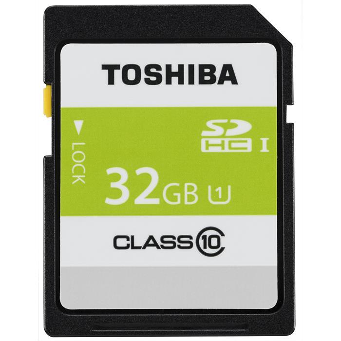 《新品アクセサリー》 TOSHIBA (トウシバ) SDHCカード UHS-1 32GB Class10 SDAR40N32G【KK9N0D18P】