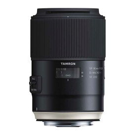 《新品》 TAMRON (タムロン) SP 90mm F2.8 Di MACRO 1:1 VC USD/Model F017E(キヤノン用)[ Lens | 交換レンズ ]【KK9N0D18P】
