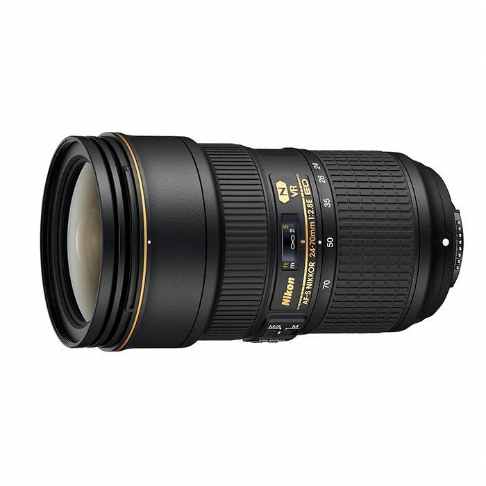 《新品》 Nikon(ニコン) AF-S NIKKOR 24-70mm F2.8E ED VR【¥10,000-キャッシュバック対象】〔納期未定・予約商品〕[ Lens | 交換レンズ ]