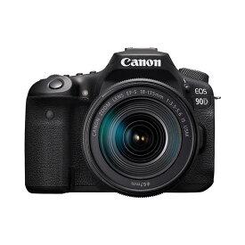 《新品》 Canon(キヤノン) EOS 90D EF-S18-135IS USM レンズキット [ デジタル一眼レフカメラ | デジタル一眼カメラ | デジタルカメラ ]【KK9N0D18P】