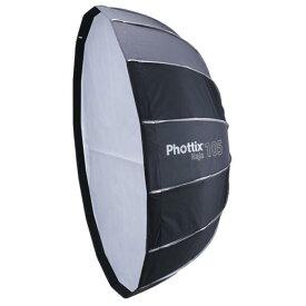 《新品アクセサリー》 Phottix (フォティックス) Raja クイックフォールディングソフトボックス 105cm【KK9N0D18P】〔メーカー取寄品〕