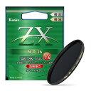 《新品アクセサリー》 Kenko (ケンコー) ZX (ゼクロス) ND16 72mm 【KK9N0D18P】