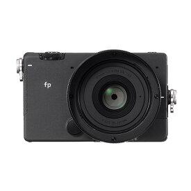 《新品》 SIGMA (シグマ) fp & C 45mm F2.8 DG DN キット [ ミラーレス一眼カメラ | デジタル一眼カメラ | デジタルカメラ ]【KK9N0D18P】【fp発売記念 オリジナルTシャツプレゼントキャンペーン対象】