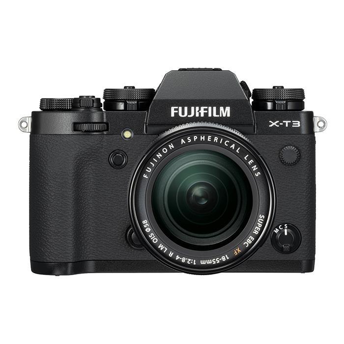 【あす楽】《新品》FUJIFILM (フジフイルム) X-T3 レンズキット ブラック[ ミラーレス一眼カメラ   デジタル一眼カメラ   デジタルカメラ ] 【KK9N0D18P】