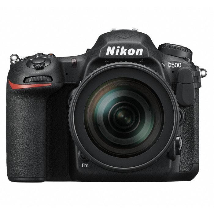 《新品》 Nikon(ニコン) D500 16-80 VR レンズキット[ ミラーレス一眼カメラ | デジタル一眼カメラ | デジタルカメラ ]【KK9N0D18P】