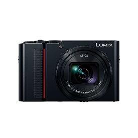 《新品》Panasonic (パナソニック) LUMIX DC-TX2 ブラック[ コンパクトデジタルカメラ ] 【KK9N0D18P】